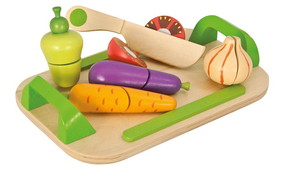 Eichhorn Set mit Gemüse - Schneidegemüse