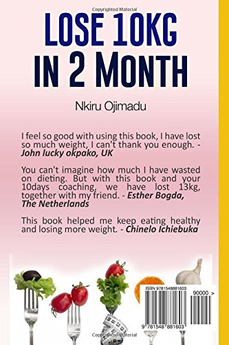 Lose 10kg in 2 Months: Never Feel Hungry Dieting (Volume 1