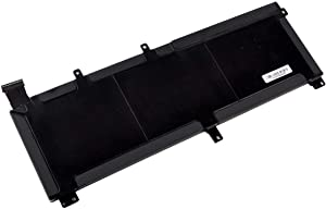 T0TRM H76MV 245RR 0H76MY 07D1WJ 7D1WJ TOTRM Y757W 701WJ Y758W Laptop Battery Replacement for Dell Precision M3800 XPS 15 9530 Series (11.1V 61Wh)