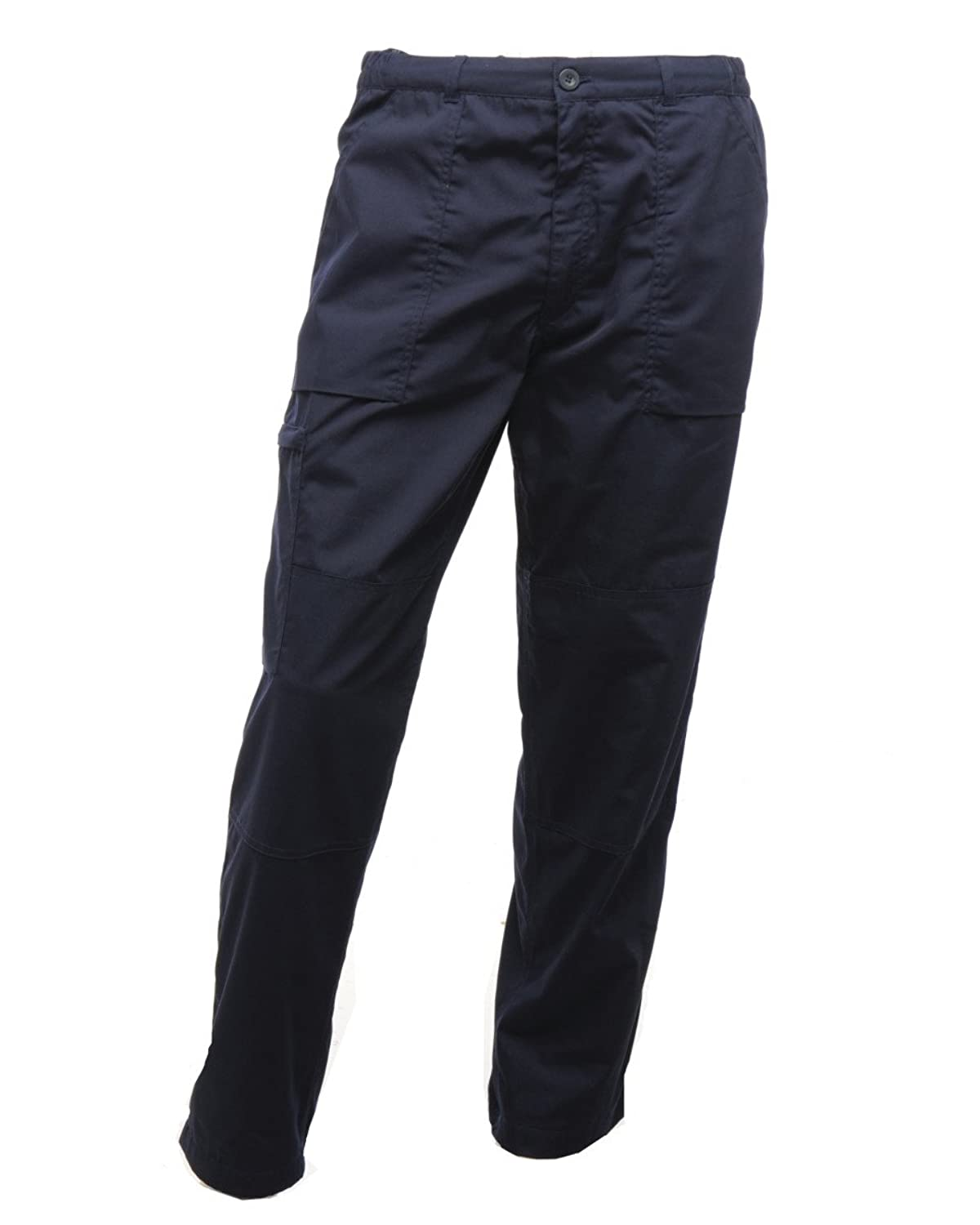 Mens Regatta New Lined Action Trousers & Jogpants Gents Pocketed Bottom (Short)