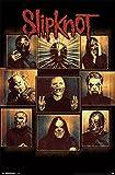 Slipknot- Bulletproof Poster 22 x 34in