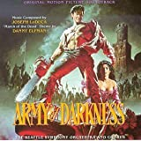 Army Of Darkness: Original Motion Picture Soundtrack Soundtrack Edition (1993) Audio CD
