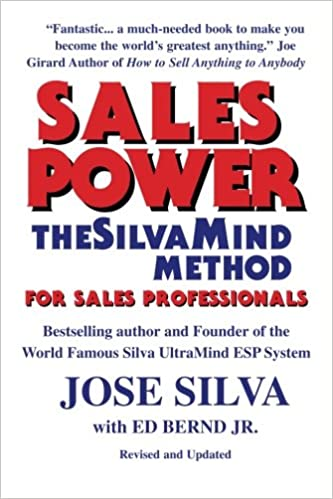 Sales Power, the SilvaMind Method for Sales Professionals: Jose ...
