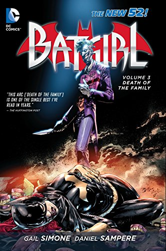 Batgirl Vol. 3: Death of the Family (The