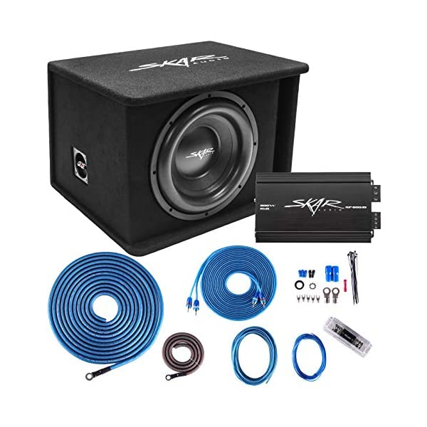 NEW SKAR AUDIO RP-800.1D 1200 WATT MAX POWER CLASS D MONOBLOCK SUB AMPLIFIER