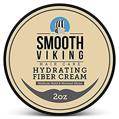 Smooth Viking Hair Styling