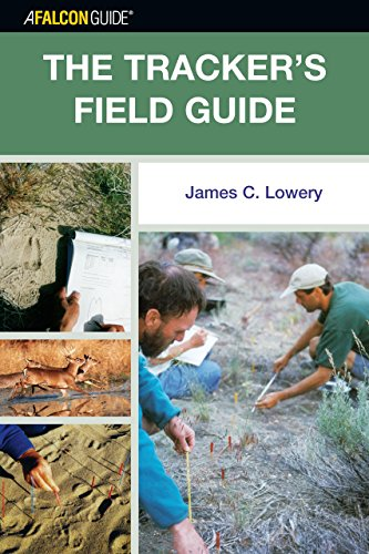 The Tracker's Field Guide: A Comprehensive Handbook for Animal Tracking in the United States (Best Hiking In Texas Hill Country)