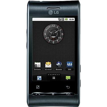 lg gt540 android 1 6 touch screen wifi gps 3mp camera unlocked quad rh amazon ca