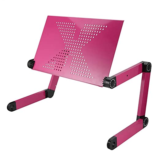 Computadora ajustable Mesa de escritorio Mesa plegable Portátil ...