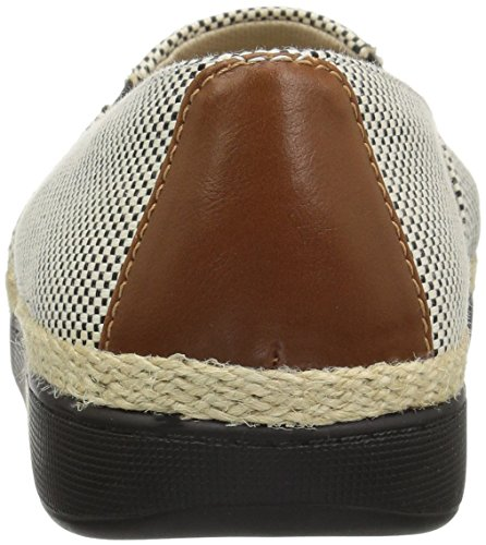 Trotters Womens Accent Ballet Nero Lino