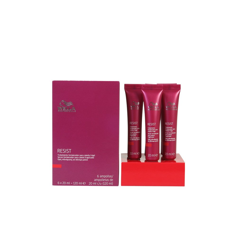 WELLA AGE strengthening serum weak hair 6x20ml 120 ml Wella Professionals 4015600121013 4015600121013_-6x20ml