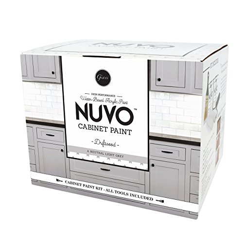 Nuvo Driftwood 1 Day Cabinet Makeover Kit (Best Way To Refinish Wood Furniture)