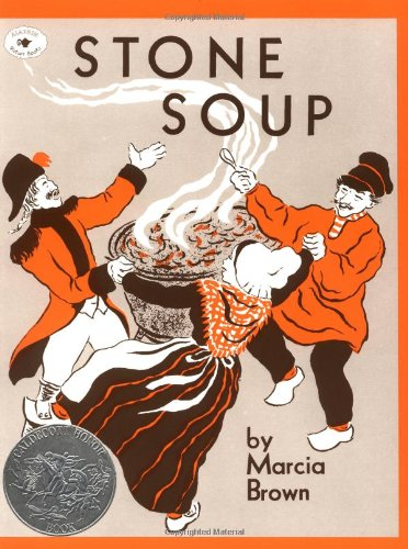 (Stone Soup (Aladdin Picture Books))