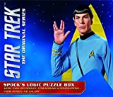 img - for Star Trek: Spock's Puzzle Box book / textbook / text book