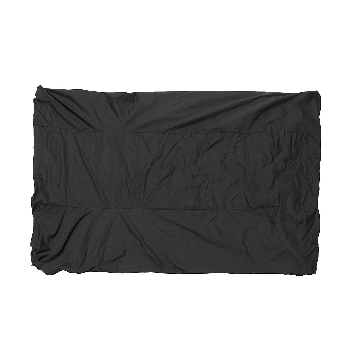 dDanke Black Rowing Machine Cover Sports Equipment Dust Covers for Outside Weather Rain & Sunshine Resistance 285x51x89cm by dDanke (Image #6)