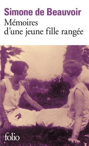 FREE Memoires D'une Jeune Fille Rangee (Folio) (French Edition) PPT