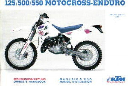 Ktm 550 - 6