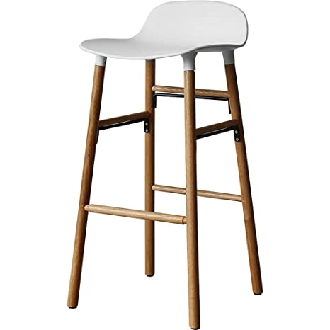 Peachy Amazon Com Wood Barstools Counter Small Apartment Machost Co Dining Chair Design Ideas Machostcouk