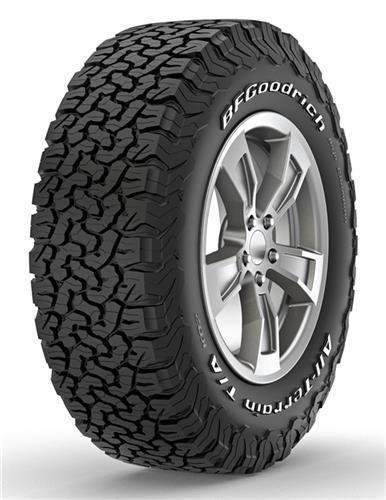 15 Inch All Terrain Tires - 6