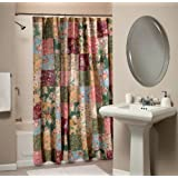 Greenland Home Antique Chic Patchwork Shower Curtain