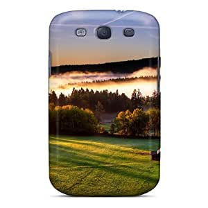 New Style Dana Lindsey Mendez Mist In The Distance Premium Tpu Cover Case For Galaxy S3