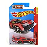 Hot Wheels, 2015 HW Race, Two Timer [Red] Die-Cast Vehicle #177/250