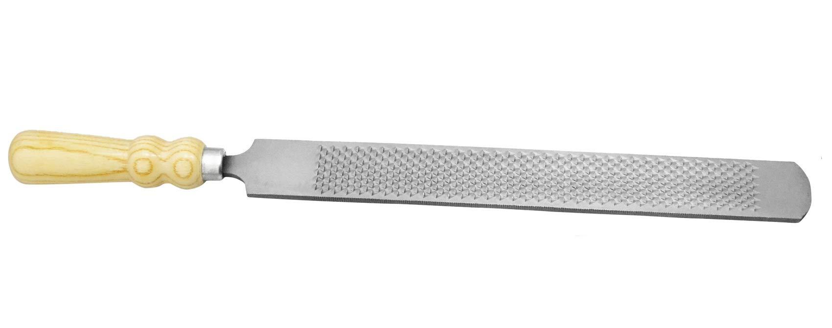 SiS EQUINOX Farrier Tool Kit Hoof Rasp, Hoof Nipper & Knife in a Storage Wallet by SiS EQUINOX (Image #10)