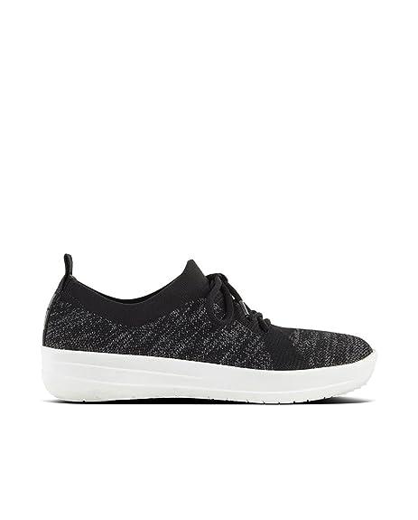 4940993ac Fitflop Women s s F-Sporty Uberknit Sneakers Low-Top  Amazon.co.uk ...