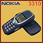 Nokia Unlocked GSM Retro Stylish Cell Phone 3310