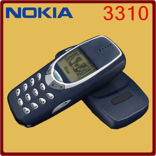 Nokia 3310 Unlocked GSM Retro Stylish Cell Phone