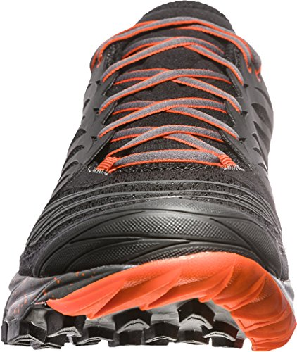 La Sportiva Mutant Kvinners Trail Joggesko - Ss18 Akasha Svart / Mandarin Talla: 44,5