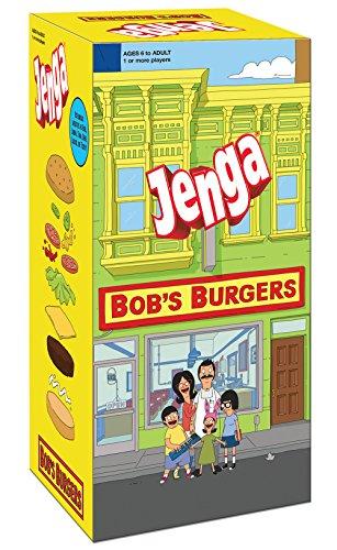 USAopoly Bob'S Burgers Edition Jenga Game by USAopoly