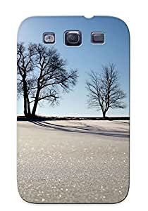 Eatcooment High-quality Durability Case For Galaxy S3(sun Shining Over The Sand ) by lolosakes