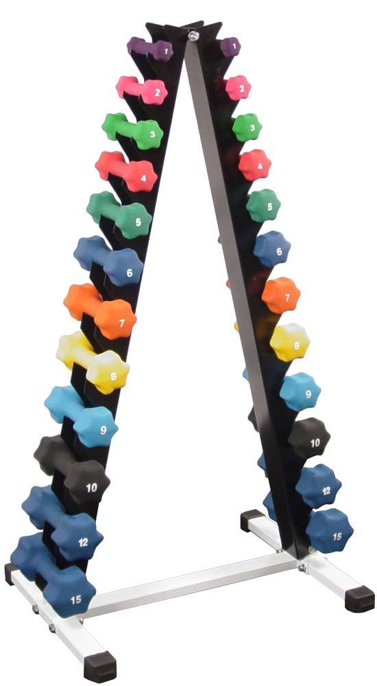 Ader Dumbbell Rack for 24 Dumbbells (Rack Only)
