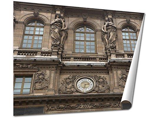 Ashley Giclee, Renaissance Facades Of The Louvre Museum In Paris France, 24x30 Print