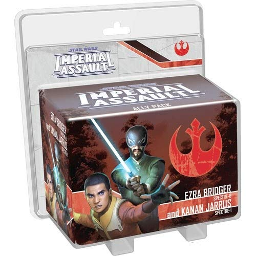 Assault Battle Pack (FFG Star Wars Imperial Assault: Ezra Bridger and Kanan Jarrus Ally Pack)
