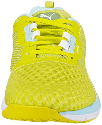 Flex de 02 Femme Sulphur Pulse Fitness Puma Chaussures XT Gelb Jaune Spring Wn's 5ggqw