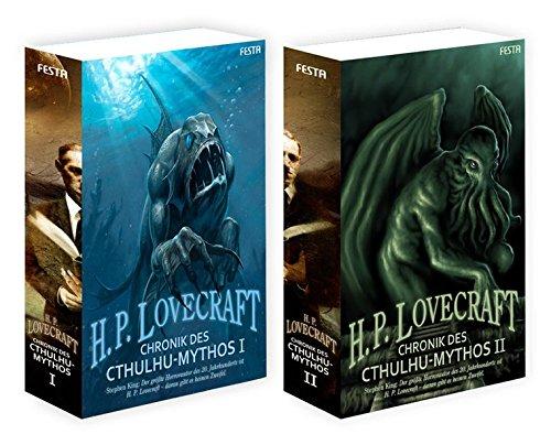 Chronik des Cthulhu-Mythos I Taschenbuch – 20. Oktober 2011 H. P. Lovecraft Marco Frenschkowski Festa Verlag 3865521444