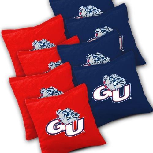 Gonzaga Bulldogs NCAA Cornhole Bags, 6