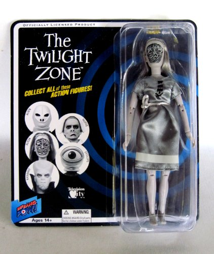 Bif Bang Pow! Twilight Zone Series 7 Action Figure Alicia