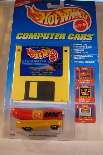 Picture of a Hot Wheels Computer Cars Oscar 74299154508