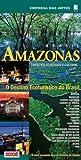 capa de Guia Amazonas - Turistico, Ecologico E Cultural - O Destino Ecoturisic