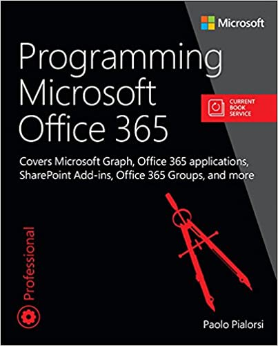 Amazon com: Programming Microsoft Office 365 (includes Current Book