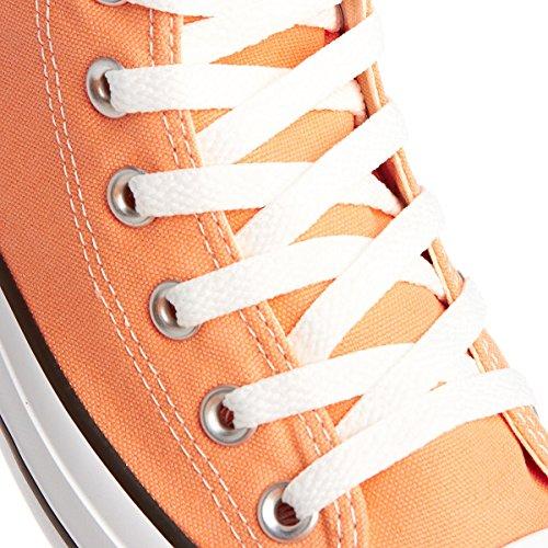 Converse Chuck Taylor All Star Speciality Hi, Zapatillas Altas de Tela Unisex Adulto Naranja (Peach Cobble)