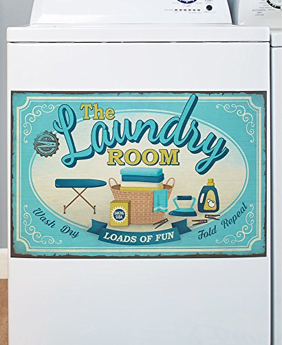 The Lakeside Collection Washing Machine Magnet