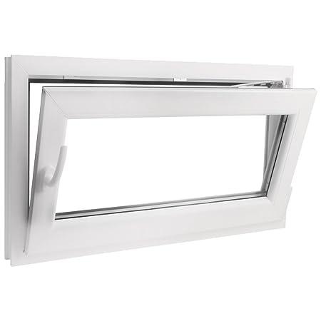 promo code 5fc35 0940f Festnight- Window Double Glazed oscilo-batiente PVC 1000 x ...