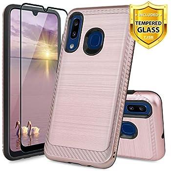 Amazon.com: BENTOBEN Samsung Galaxy A50/A30/A20 Case, 2 in 1 ...
