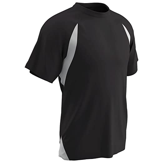 70ca6f79e Amazon.com  Champro Captain T-Shirt Jersey Performance Youth   Mens ...