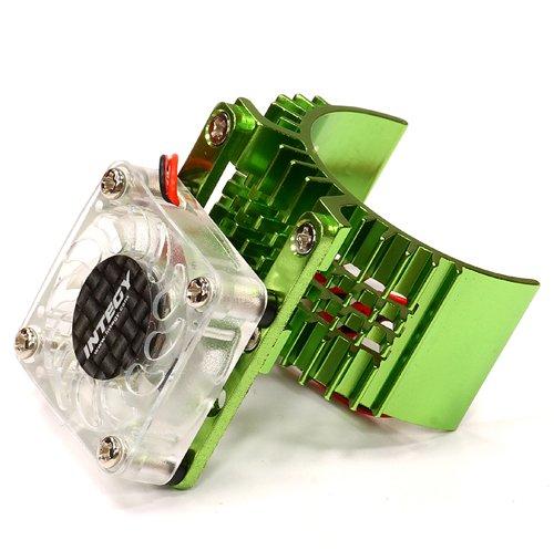 2wd slash motor fan - 7