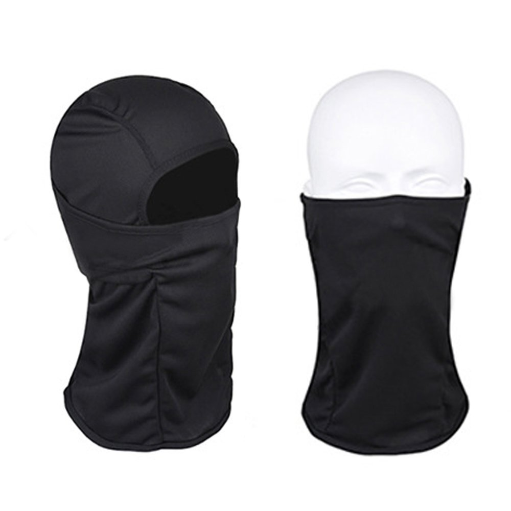 Opromo Balaclava Hood Windproof Ski Mask Cold Weather Face Mask Neck Warmer